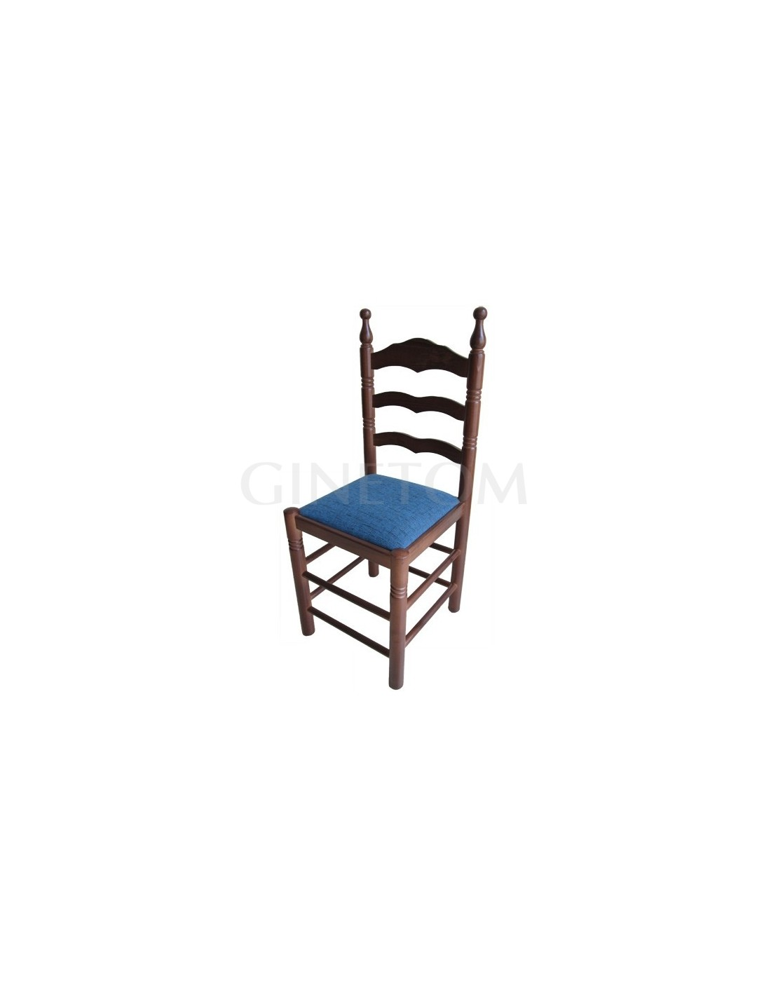 Silla de madera ref 190 sillas hosteler a de ginetom for Sillas hosteleria