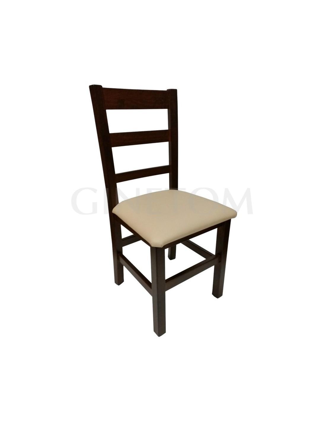 Sillas de madera ref 146 sillas hosteler a de ginetom for Sillas de madera comodas