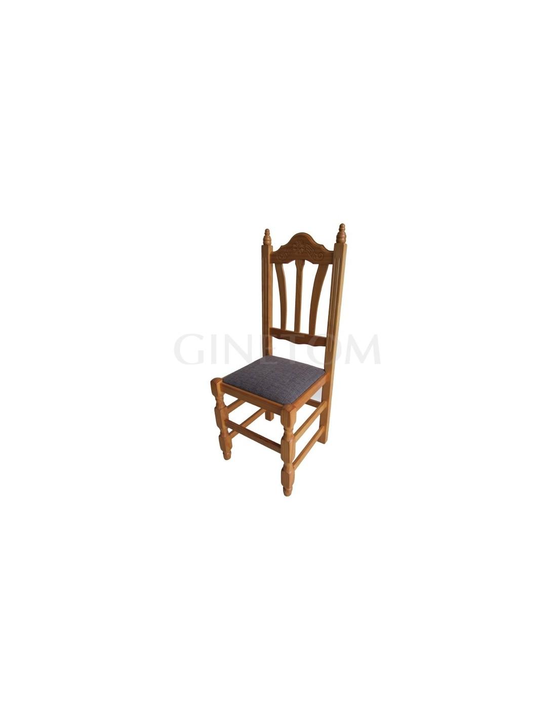 Sillas de madera ref 170 sillas hosteler a de ginetom for Sillas hosteleria