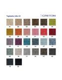 colores tapizado ginetom
