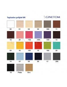 Colores tapizados polipiel ginetom