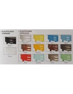 Colores Estructuras