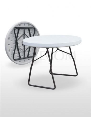 Mesa catering redonda 116 cm