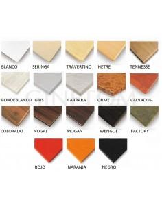 Colores werzalit