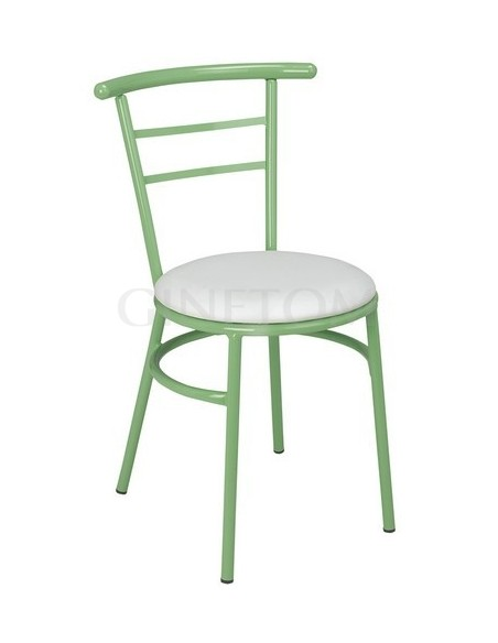 Silla clasica verde