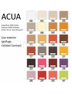 Colores polipiel para sofas tapizados modelo Yecla