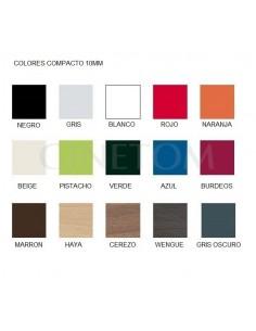 conjuntos terraza colores para tableros de mesas