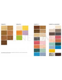 Colores madera Ginetom JOIB