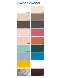 Colores madera Ginetom JOIB GRUPO 4