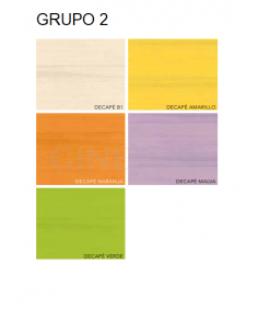 Colores madera Ginetom JOIB GRUPO 2