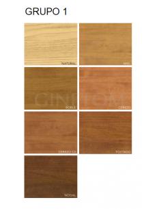 Colores madera Ginetom JOIB GRUPO 1