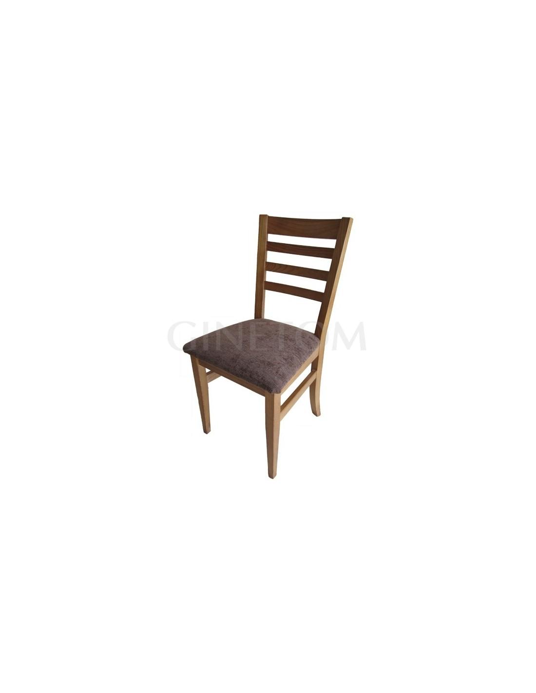 Sillas de madera ref 631 sillas hosteler a de ginetom for Sillas hosteleria