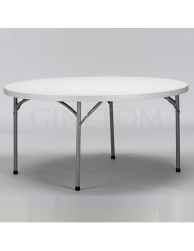 Mesas catering redonda 152 cm