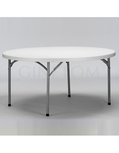 mesas para catering y hosteleria dise o redondo ForMesa 8 Comensales
