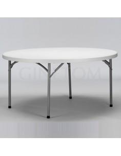 Mesa catering redonda 180cm