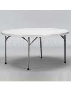 Mesas de catering redondas 200cm