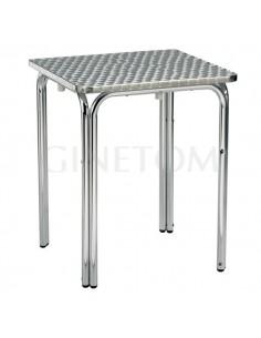 Mesa hosteleria Aluminio