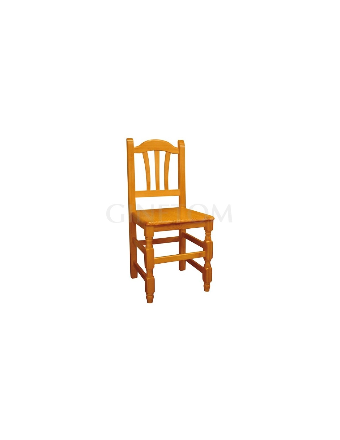 Sillas de madera ref 110 sillas hosteler a de ginetom for Sillas economicas de madera