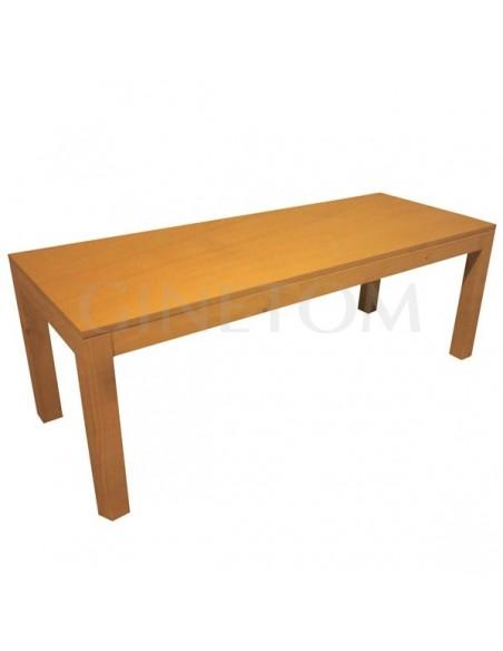 Mesa de madera ref 710 vertice para comedor