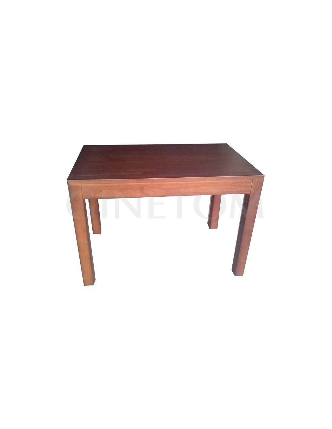 Mesas de madera vertice ref 710 mesas hosteler a ginetom - Mesas para hosteleria ...